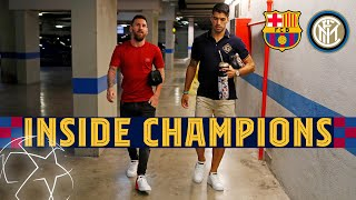 INSIDE CHAMPIONS | Barça 2-1 Inter, what a comeback!