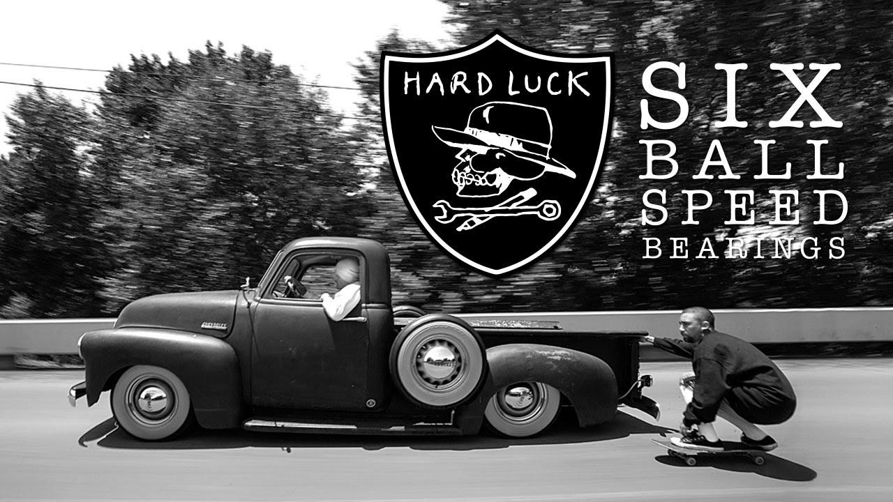 Картинки по запросу hard luck bearings logo