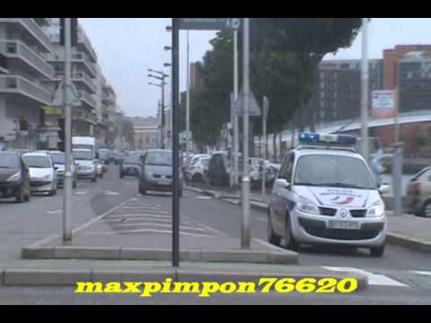 renault sc nic police nationale le havre 76 youtube. Black Bedroom Furniture Sets. Home Design Ideas