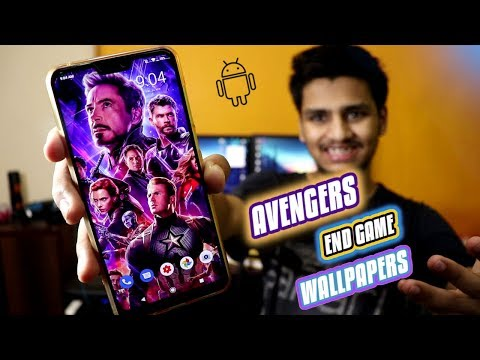 Best Avengers End Game Wallpaper Apps For Android 🔥🔥