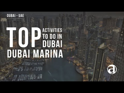 Dubai Marina | Dubai Top Attractions | Dubai Tours | UAE | Luxury travel Concierge antropoti