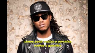 Download DJ Khaled ft. Future, T.I. & Lil' Wayne - Bitches & Bottles [Legendado] MP3 song and Music Video