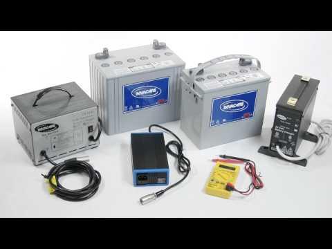 Wheelchair Battery Basics
