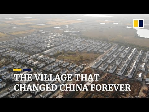 The village that changed China forever