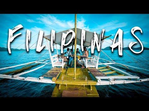 FILIPINAS | Comienza EL VIAJE 🛩️