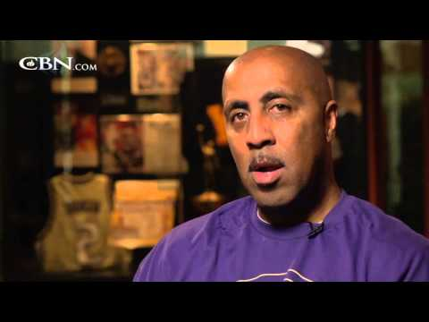 NCAA Basketball Coach on Accepting the Gift of Salvation