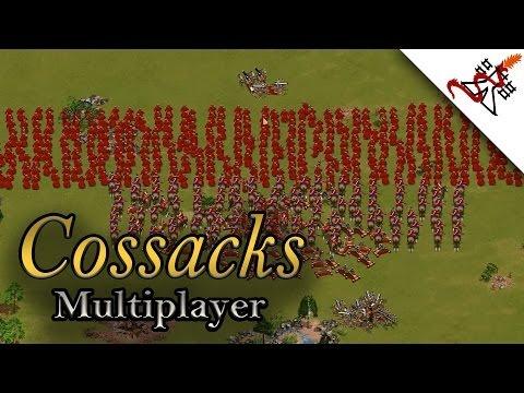 Cossacks Back to War - Multiplayer | 2vs1 | KGR ^ALVO^ vs Primael&Sergiu [1080p/HD]