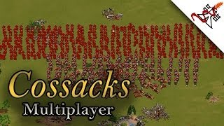 Cossacks Back to War - Multiplayer | 2vs1 | KGR ^ALVO^ vs Primael&Sergiu [1080p/HD]