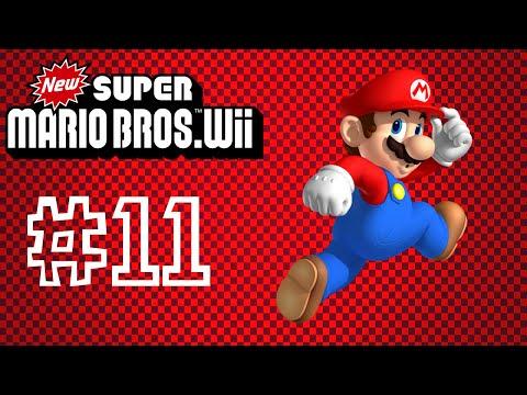 New Super Mario Bros. Wii -- Part 11: Rocky Start