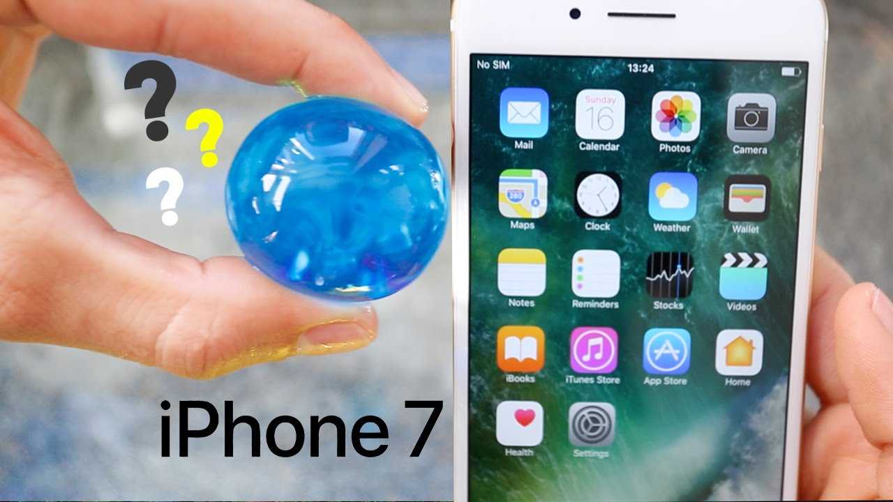 Can Orbeez Protect An Iphone 7 Plus From 100ft Drop Test Did It Survive