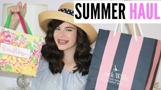 Nantucket & Newport Summer Haul! || emilyOandbows