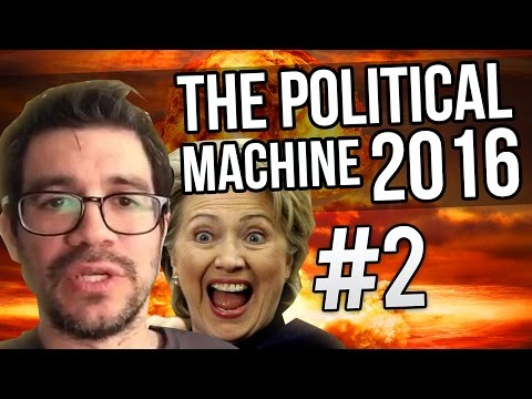 BRING ON THE APOCALYPSE - Political Machine 2016 - Part 2 ★ Let