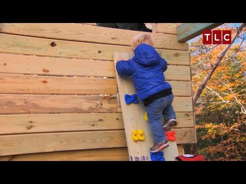 Awww Alert! Dad Builds Son Amazing Play Fort on 'Our Little Family'