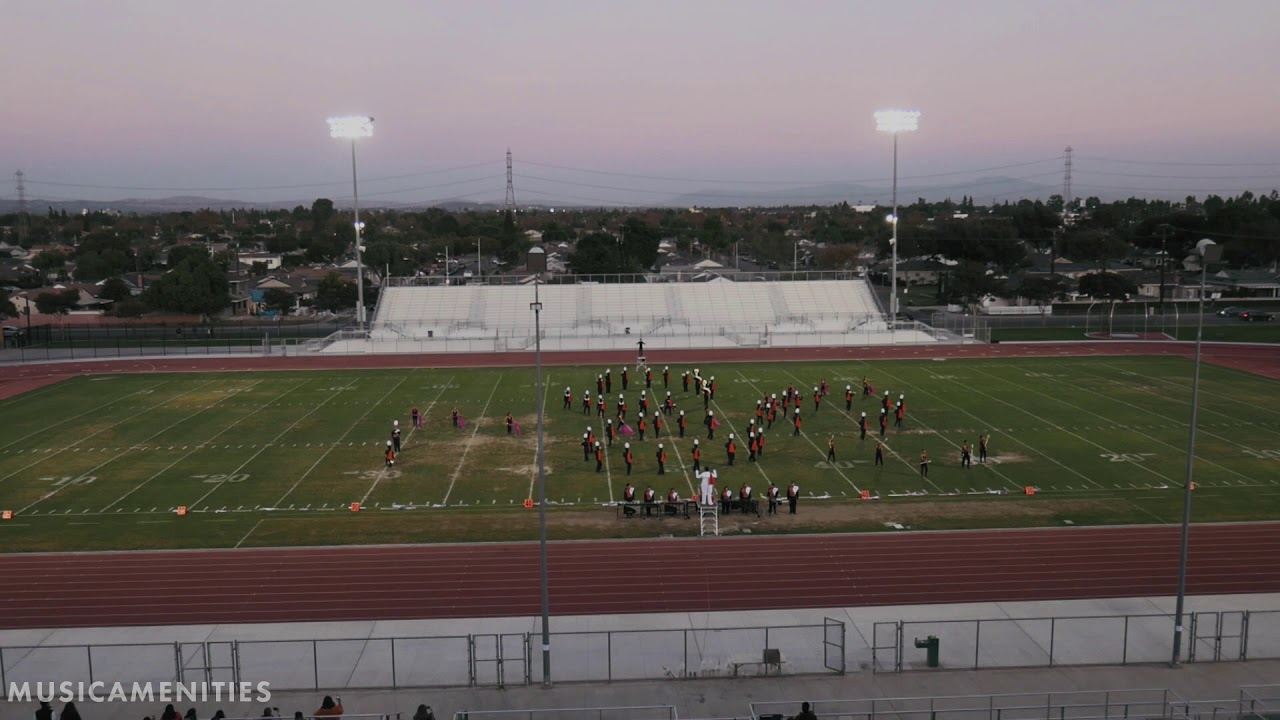 """Huntington Park HS Spartan Marching Band 