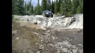 nissan pathfinder r51 off road wheeler lake colorado pt7