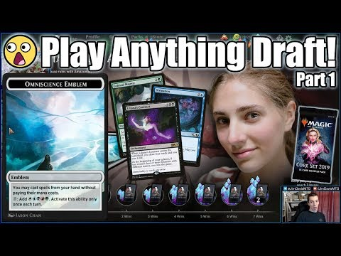 Amazonian's Play Anything Draft: The Most Broken Format Of All Time