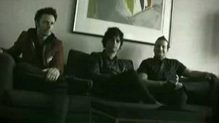 Green Day Interview Germany