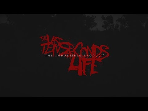 THE LAST TEN SECONDS OF LIFE - THE IMPOSSIBLE PRODUCT [OFFICIAL LYRIC VIDEO] (2018) SW EXCLUSIVE