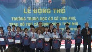 Phó Chủ tịch nước Đặng Thị Ngọc Thịnh thăm, tặng quà Tết tại Thừa Thiên - Huế