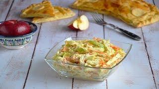 Салат с маком