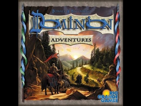 Dominion: Adventures review - Board Game Brawl