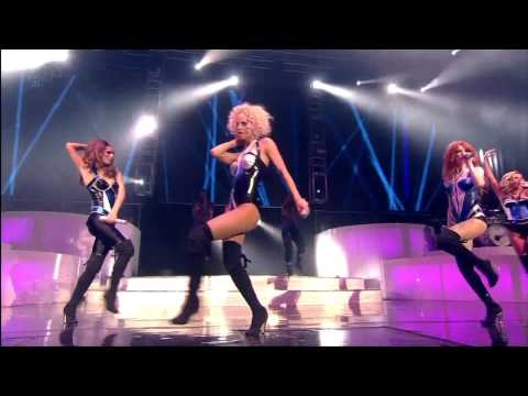 [HD] Girls Aloud - Sexy! No No No... (2008 Tangled Up Tour Live from the O2)