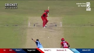 Highlights: South Australia v NSW, JLT One-Day Cup