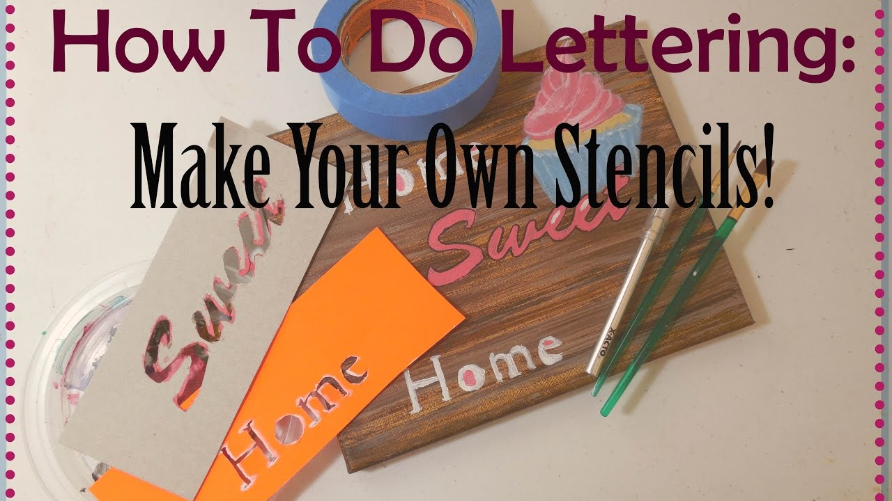 How to make a stencil with your own hands How to make a stencil for painting - instruction 38