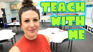 A Day in the Life of a DISTANCE Teacher!