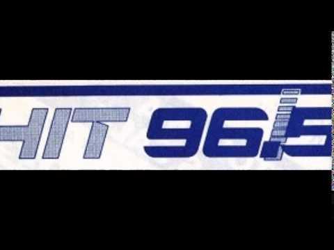 Hit 96.5 KKHT Houston - TOTH (1986)