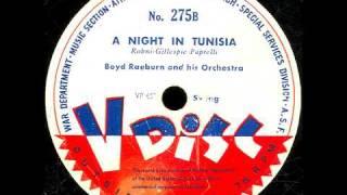 V-Disc 275 Boyd Raeburn
