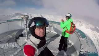 Ski VLOG - Cafe 3440 - Glacier de Pitztal, Autriche - 7 novembre 2017