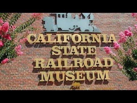 Tour Guide California State Railroad Museum