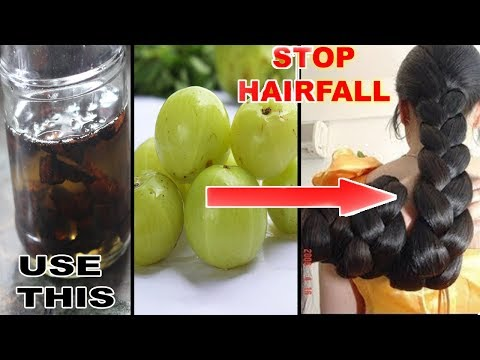 how-to-stop-hair-fall-&-reduce-dandruff-|-hair-fall-solutions-|-100%-working-hair-loss-remedies