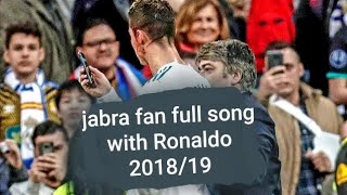 Jabra fan hogaya full song/ft by Cristiano Ronaldo