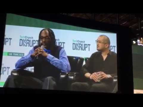 Snoop Dogg At Tech Crunch Disrupt, Talks Merry Jane #TCDisrupt