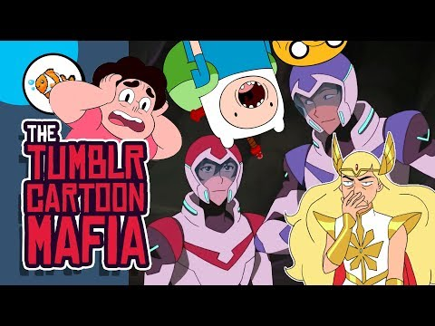 THE TUMBLR CARTOON MAFIA!