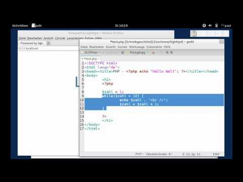 Serverseitige Programmierung php download