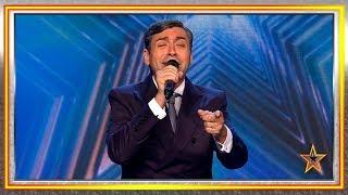 Este concursante imita a EL FARY, una LEYENDA de la canción | Audiciones 9 | Got Talent España 2019
