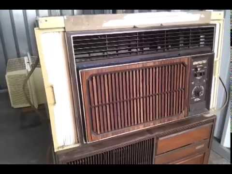 7000 Btu Emerson Quiet Kool Air Unit Revisited Youtube