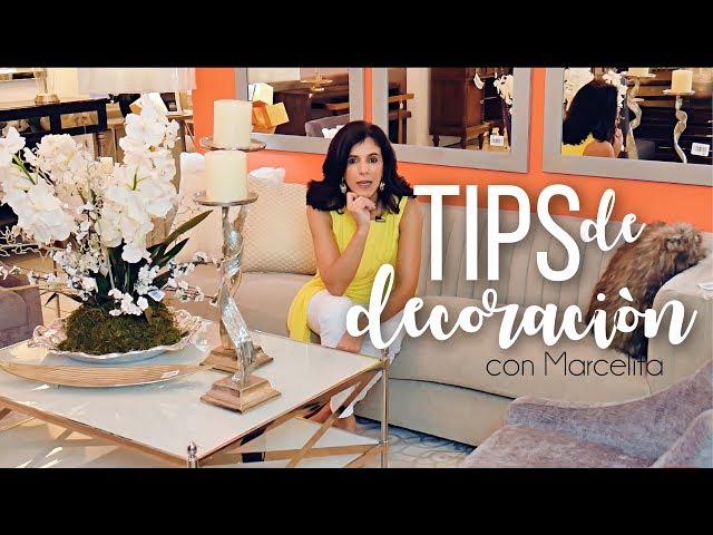 TIPS de decoración: Respondiendo tus preguntas