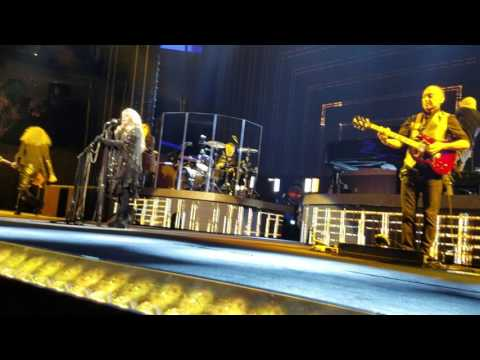 Stevie Nicks Pittsburgh 3/31/2017 Standback
