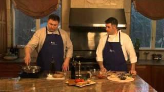 MEN IN APRONS - MEDITERRANEAN DIET
