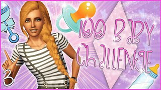 Let's Play: The Sims 3 (100 Baby Challenge) - Part #3 - Twins!