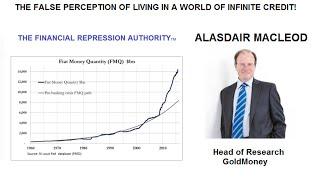 FALSE PERCEPTION OF LIVING IN A WORLD OF INFINITE CREDIT - 11 20 15 - FRA w/Alasdair Macleod