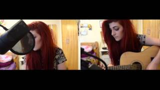 If I'm James Dean You're Audrey Hepburn - Sleeping with Sirens | Christina Rotondo Acosutic Cover