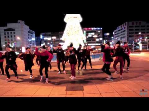 pentatonix -  angels we have heard on high (choreography seven)