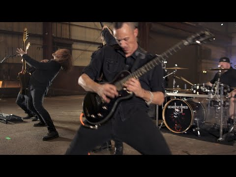 Dead Set Red - Matter Of Time  (Official Music Video)