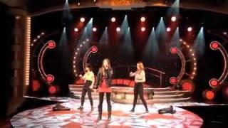 Sara Johanne i semifinalen til Se og Hørs sommerstjerner 2011
