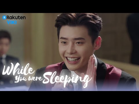 while-you-were-sleeping---ep12-|-lee-jong-suk's-aegyo-[eng-sub]